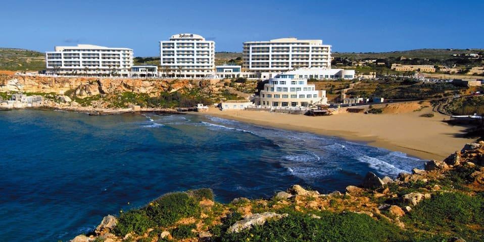 5-Star Hotel Apartment - Mellieha - Daire
