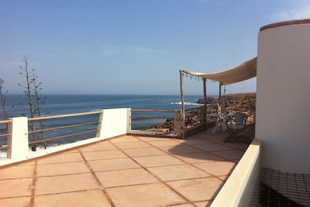 Terrace On The Ocean, SW Morocco 1 - Mirleft
