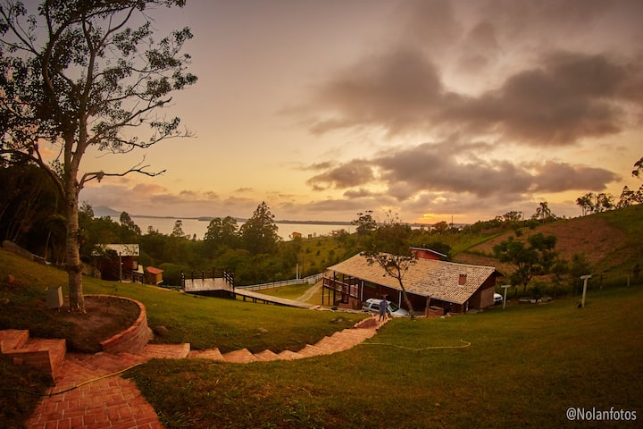 Casa de campo Belvedere