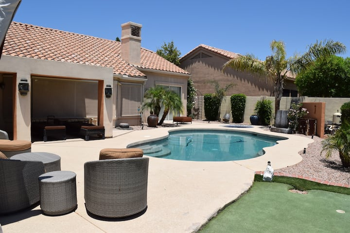 Wonderful Chandler Home With Amazing Views