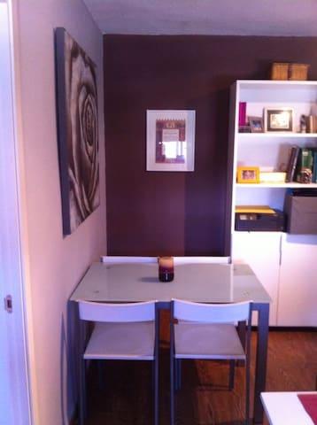 Apartamento reformado, 1 dormitorio - Walencja - Apartament