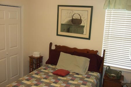PRIVATE ROOM - FULL BED - Panama City - Maison