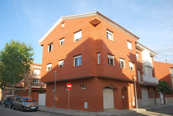 Double bedroom in Cambrils