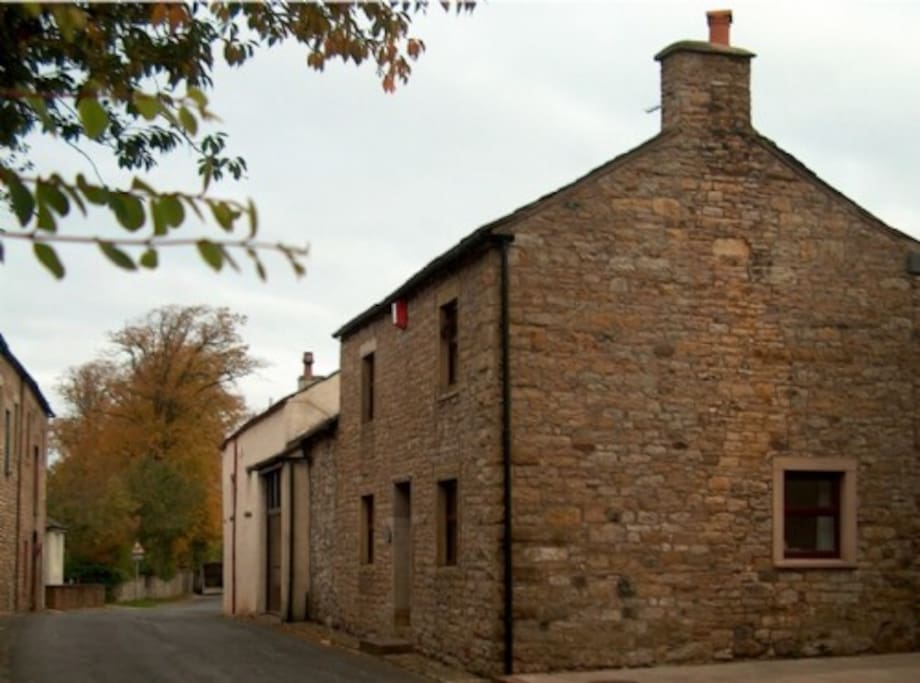 Ellwood House, self catering Caldbeck, Lakes Cottage Holidays