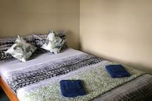 Bedroom 4 of 4. Queen bed