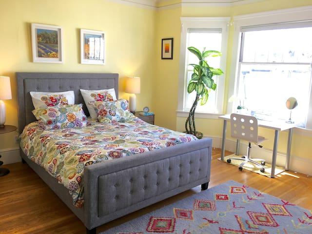 Sunny, beautiful apartment right next to GG Park. - San Francisco - Apto. en complejo residencial