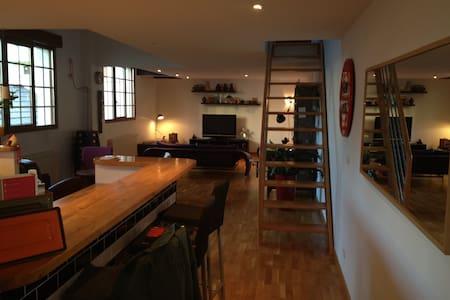Chambre privée dans loft moderne - Pau