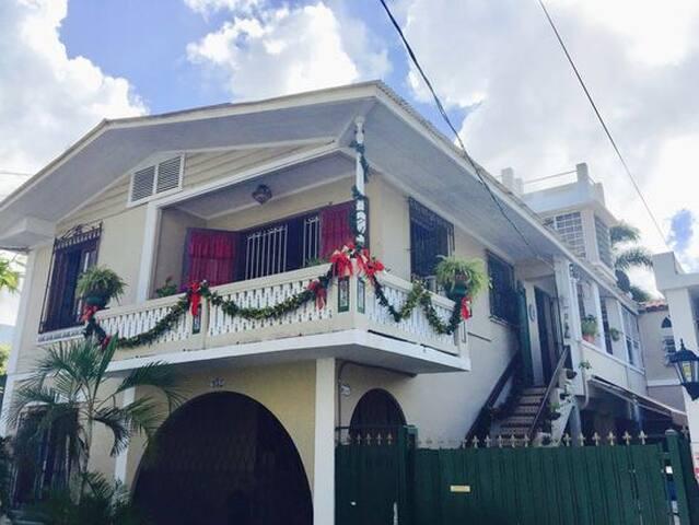 2 Story Loft in Historic Miramar! - San Juan  - Loft