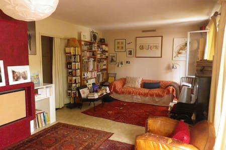 Une maison dans son jardin - Val-de-Reuil - House