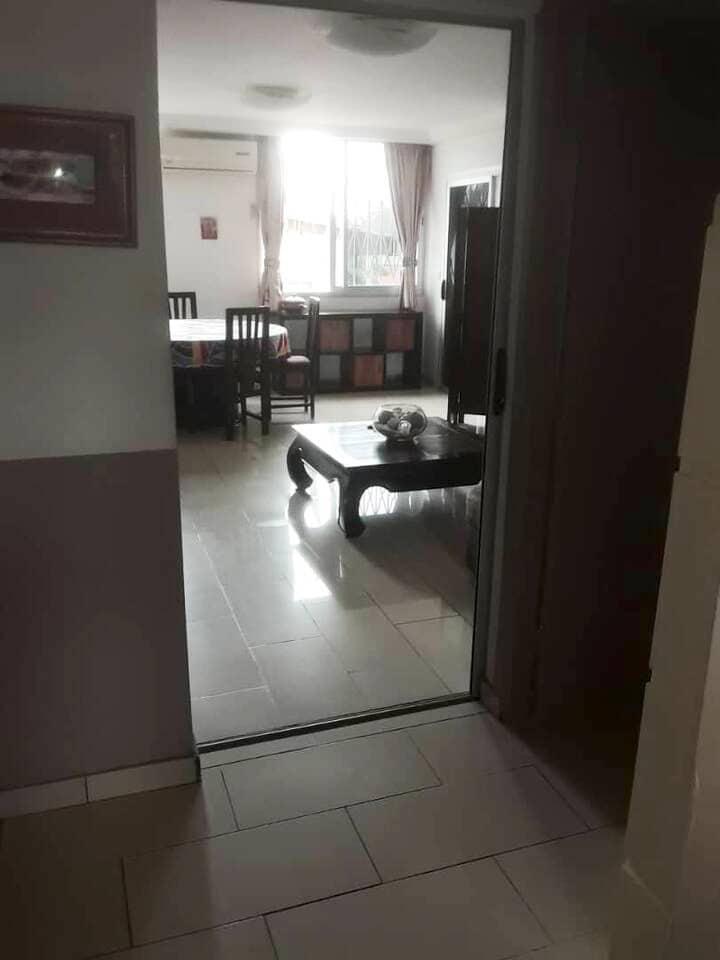 Appartement confortable et  cosy à Cocody centre