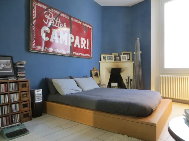 Private single or double room - Bologna - Wohnung