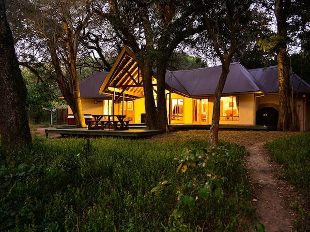 Bushwillow Cottage - Hluhluwe