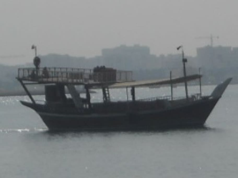 Traditional Dhow