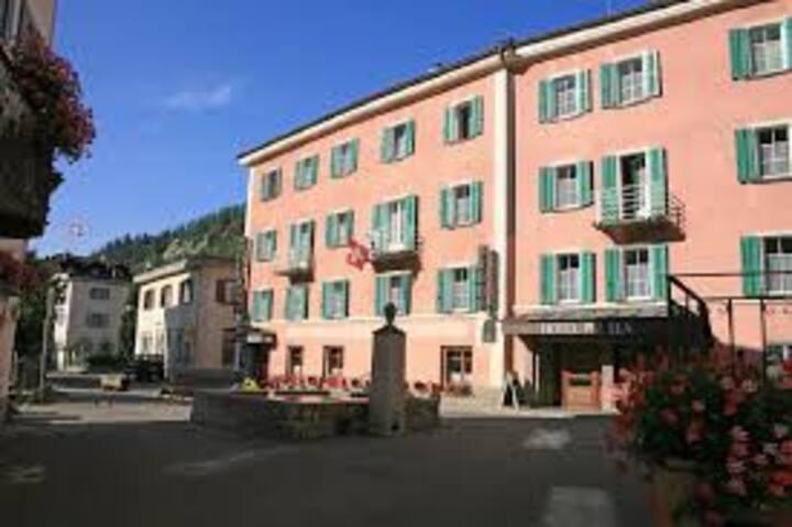 cam. 15 Antico Palazzo Von Salis di Bergün