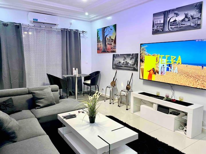 Studio Labelle Ouakam Mamelles (AppartementT2)
