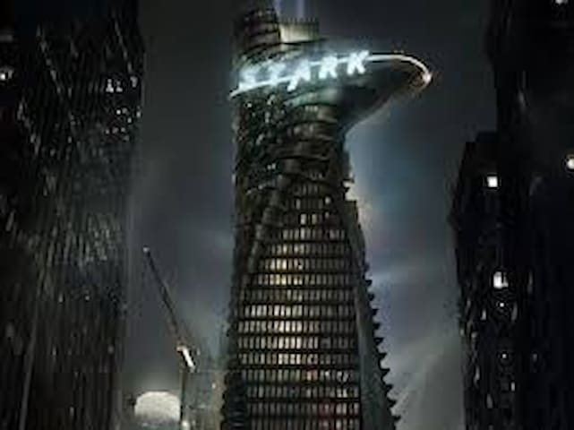 Stark Tower #fake_listing# - Jordan Valley - Appartement