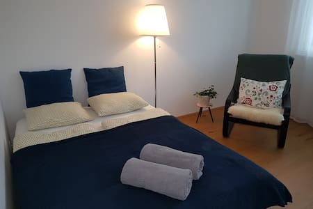 Private room+bathroom, close to Red Bull Ring