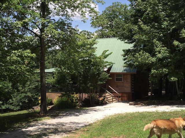Deer Lodge Cabin Rentals, Deer Cabin - Jasper