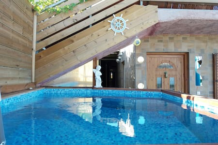 Villa Nigel (Your Greek Family) 5min from Navagio