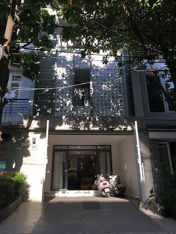 Designed house in the west SaiGon - Ho Chi Minh - Talo