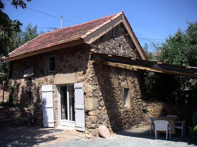 Petite maison de charme pour 4pers. - Saint-Martin-Laguépie