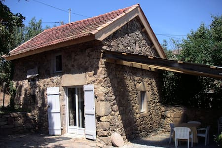 Petite maison de charme pour 4pers. - Saint-Martin-Laguépie - Talo
