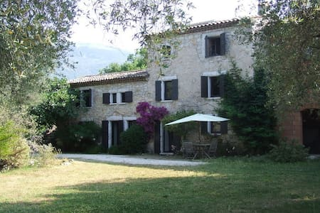 Chambre d'hôtes dans Mas Provençal - Dom