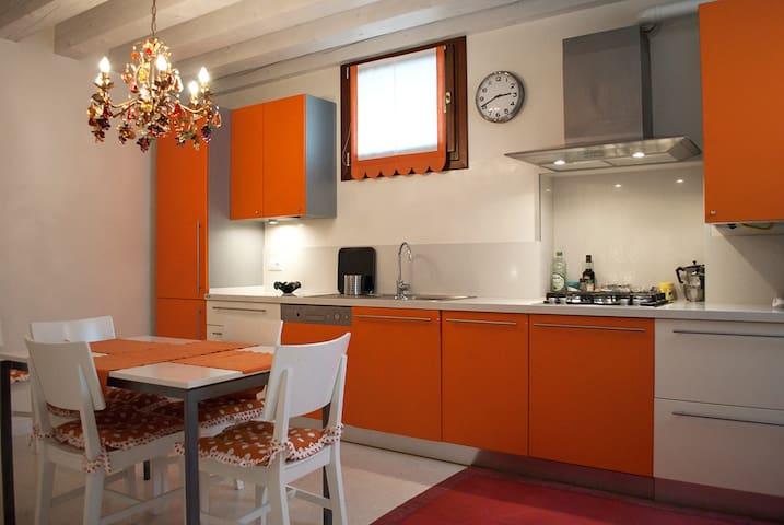 Ca' Rosa, Apartment in Venice