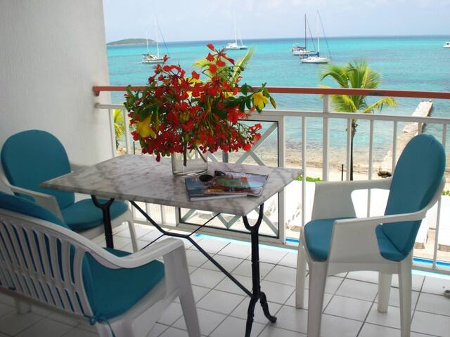 Sea View condo St Martin -Caribbean - Saint Martin - Apartment