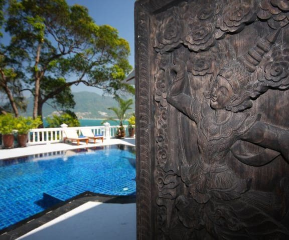 Villa REGTUK - Bay View Patong