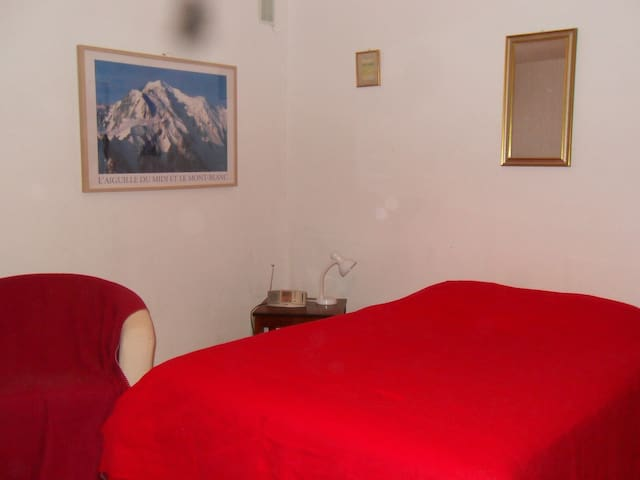 Chambre meublée chez l' habitant