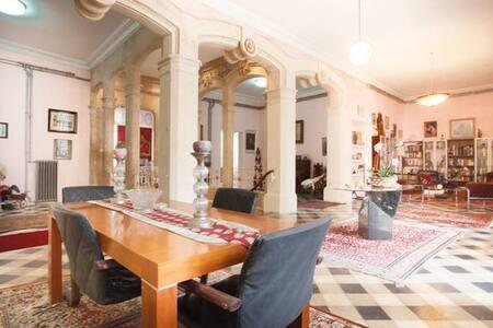 Mansion of Antonio Gaudi