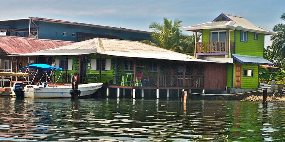 Bocas Surf School and Hostel - Bocas del Toro District - Casa