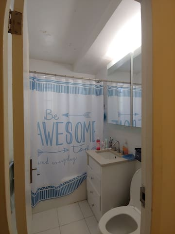Bathroom (will be shared with one other person)