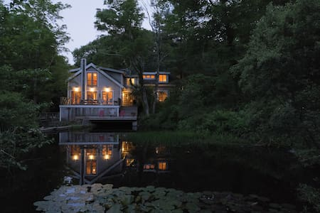 Stunning Architect Designed Home. - Pawling