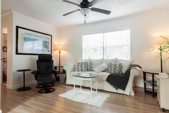 A Key West Experience Apartment 1/1 - Wilton Manors - Pis