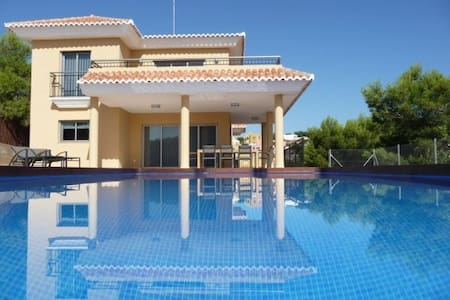 LUXURY VILLA WITH PRIVATE POOL  - Alginet