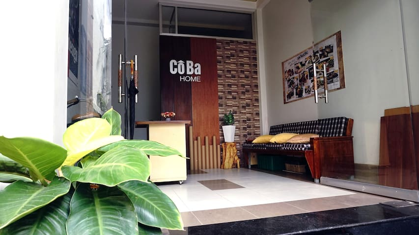 Cô Ba Home 🏡 Deluxe Room with Private Balcony 🌻