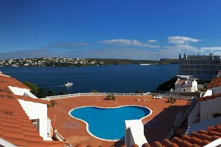 Menorca Holidays ! Cozy & bright room in nice apt. - Es Castell