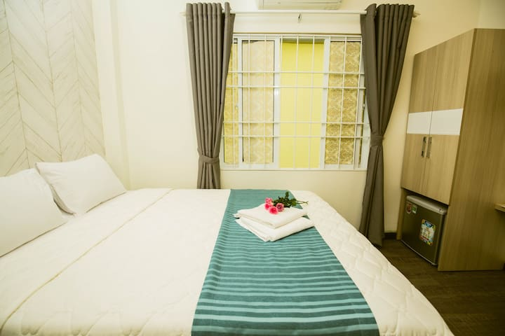 High Beautiful Double Room - Mr Duy 2 Hostel