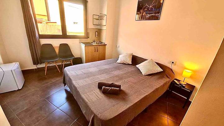 1 Suite nueva con entrada y cocina privada b12