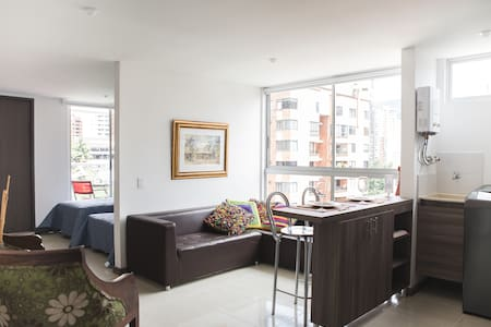 New Apartment, perfect location ! - Medellín