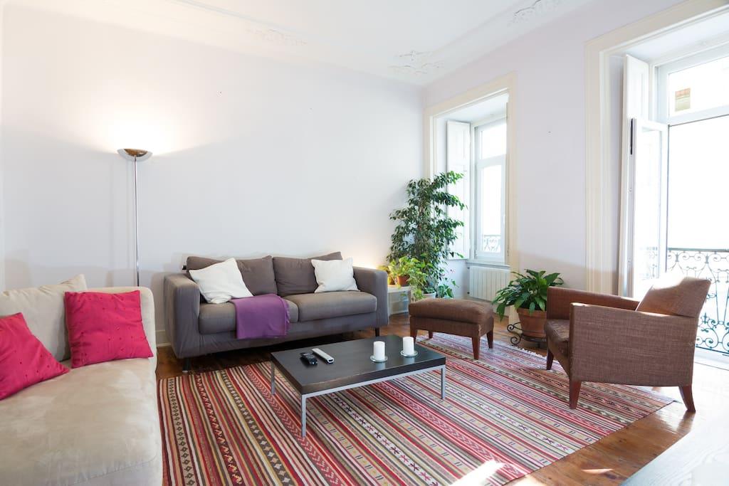 Peace of mind (Living room)