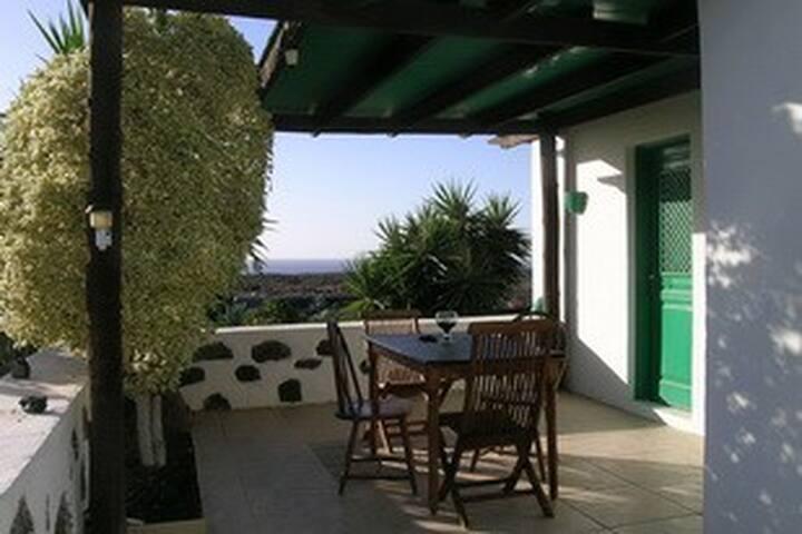 Ferienhaus Las Breñas - Yaiza - Rumah