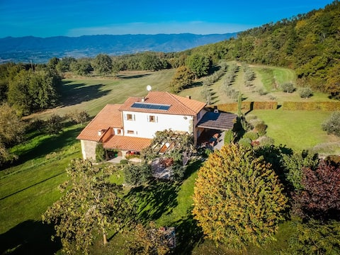Country home in Mugello near Florence, NOT SHARED