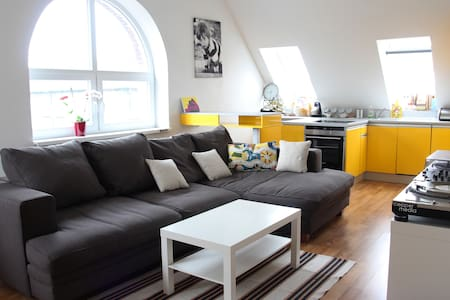 Bright Apartment close to theCenter - Apartamento