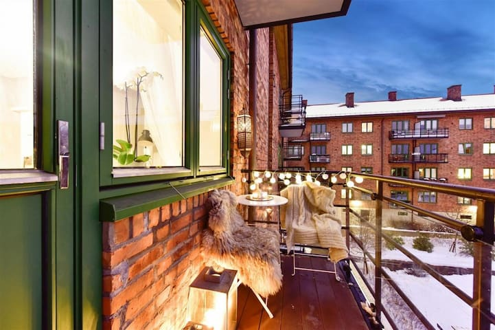 Kid friendly apartment - 2 bedrooms - Oslo - Byt