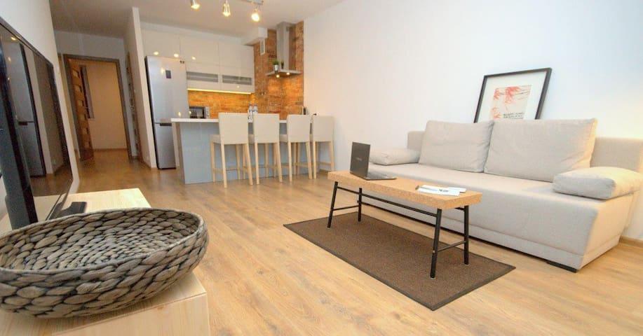 Apartament Moraine Hill *** - Gdańsk - Appartement