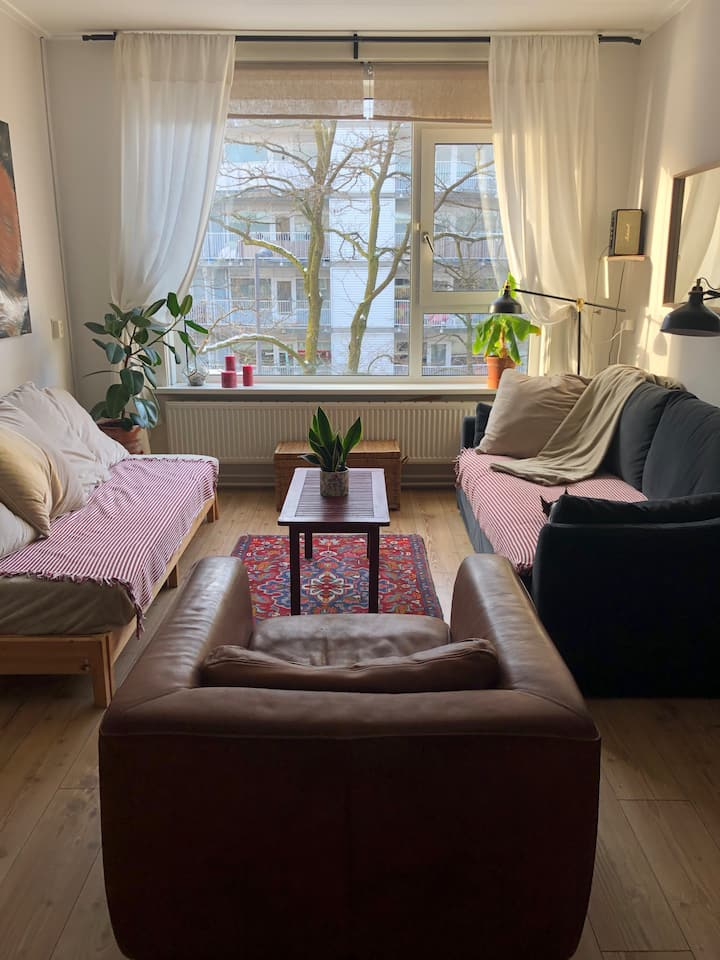 Cozy apartment Rotterdam - Fully equipped