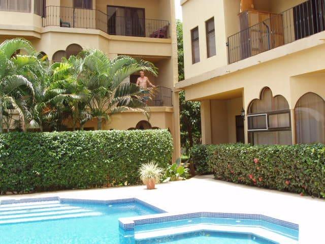 Best Location in Town #10 - Tamarindo - Apartment